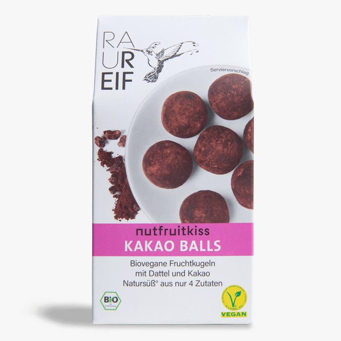 Energyballs Kakao 100g Packung