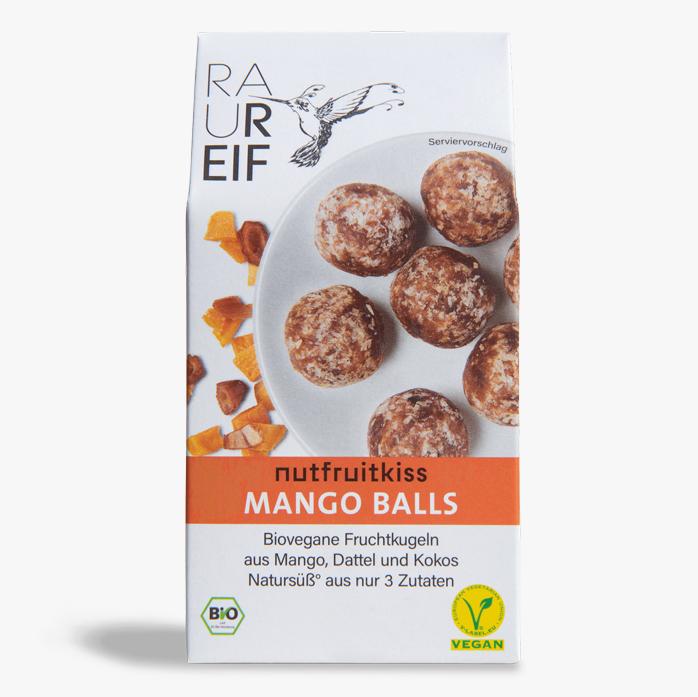Energyballs Mango 100g Box