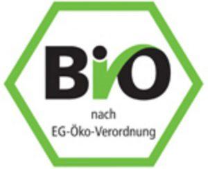 Bio Label: Energyballs Mango von RauReif sind Bio-zertifiziert.