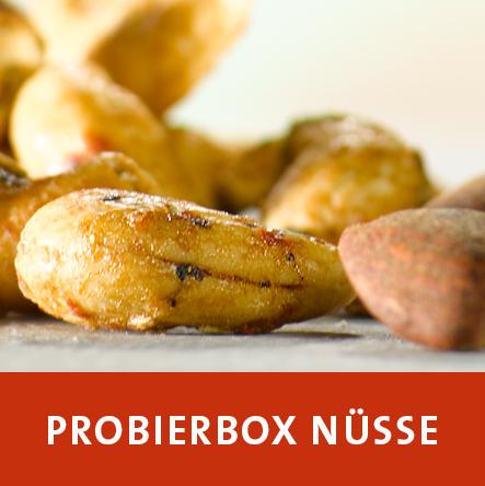 Nussmix Probierbox: Closep Cashew Curry